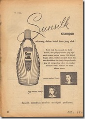 Shampoo-Sunsilk